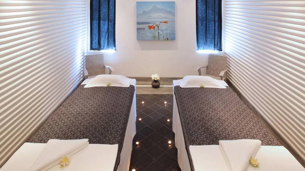 mejores hoteles del mundo Shinta Mani Club spa