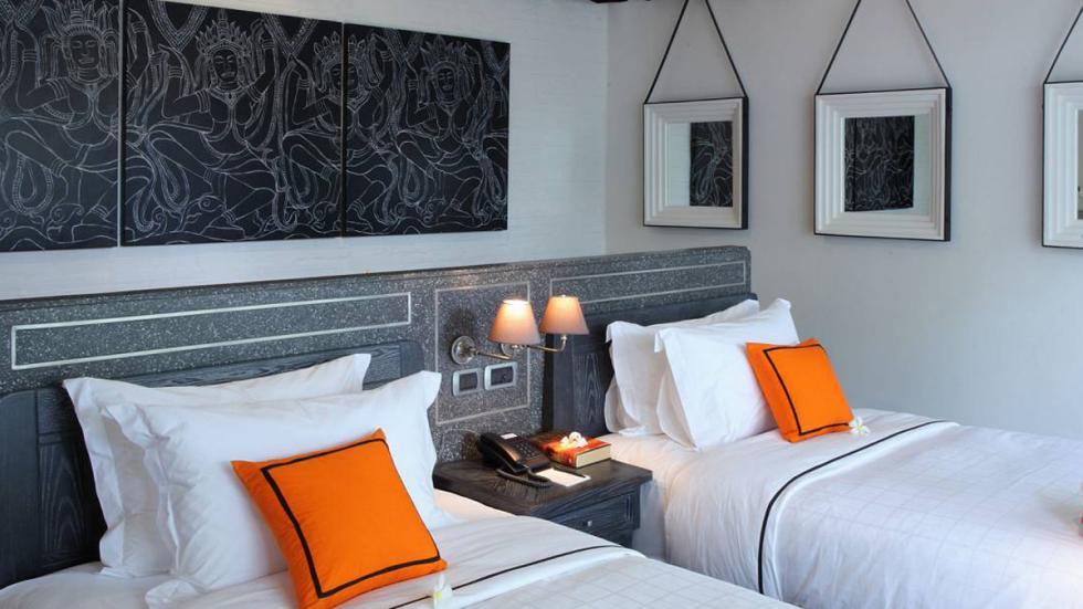 mejores hoteles del mundo Shinta Mani Club habitación
