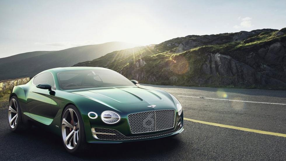 Bentley EXP 10 Speed 6 Concept tres cuartos delantero