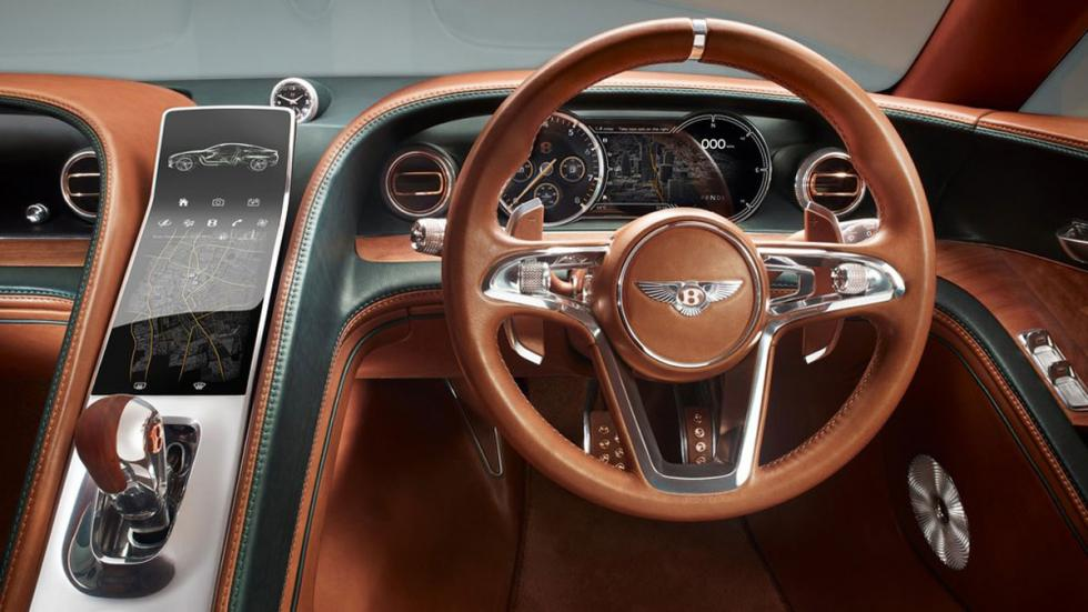 Bentley EXP 10 Speed 6 Concept interior 2