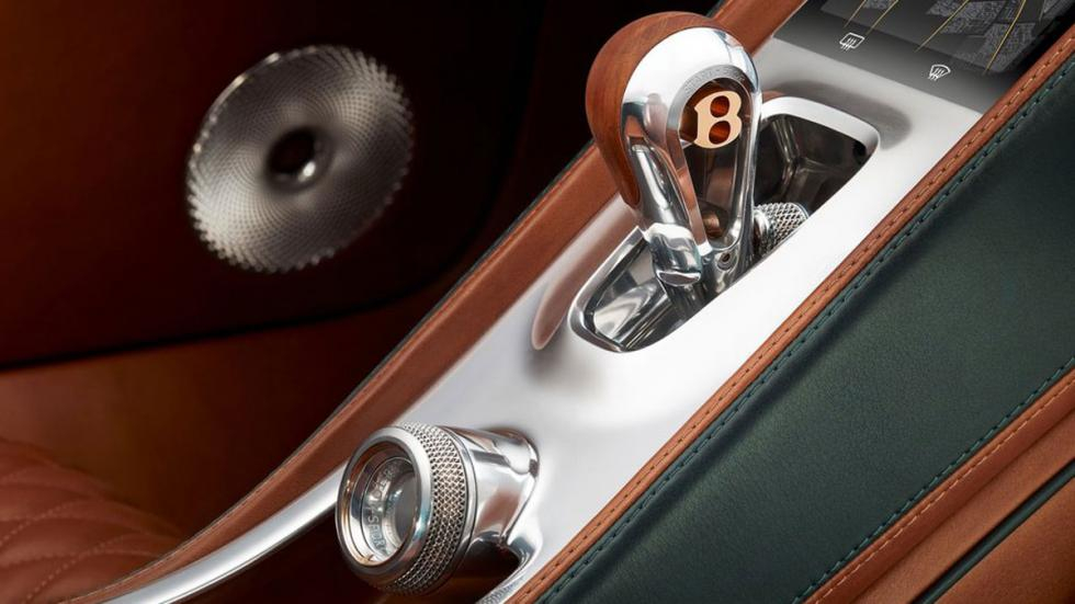Bentley EXP 10 Speed 6 Concept interior 3