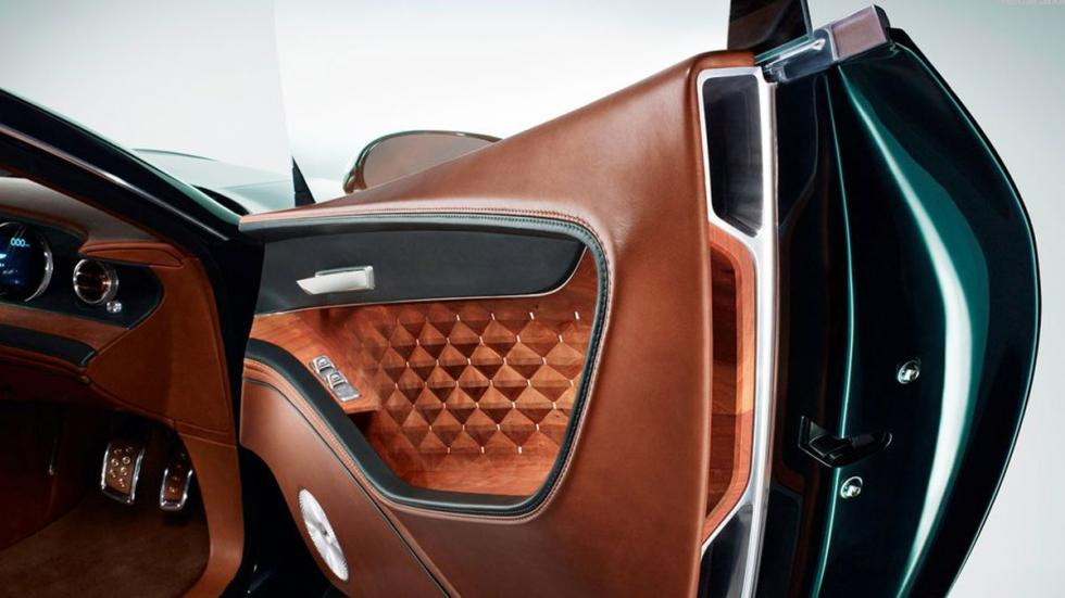 Bentley EXP 10 Speed 6 Concept interior 4