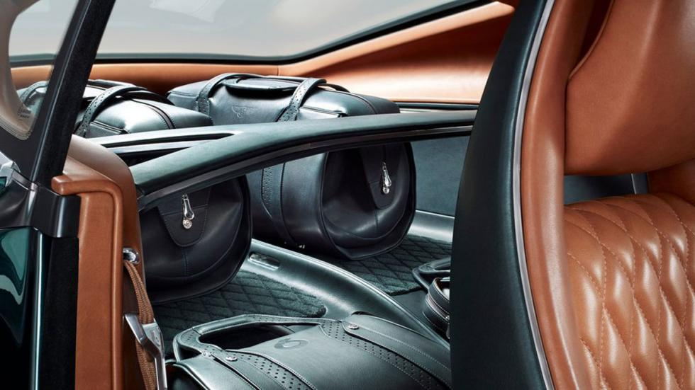 Bentley EXP 10 Speed 6 Concept interior 5