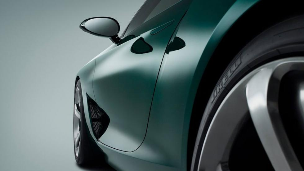 Bentley EXP 10 Speed 6 Concept detalle 3