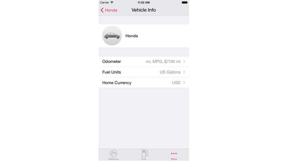 Cinco app que debe tener todo amante de los coches - Road Trip Lite registro