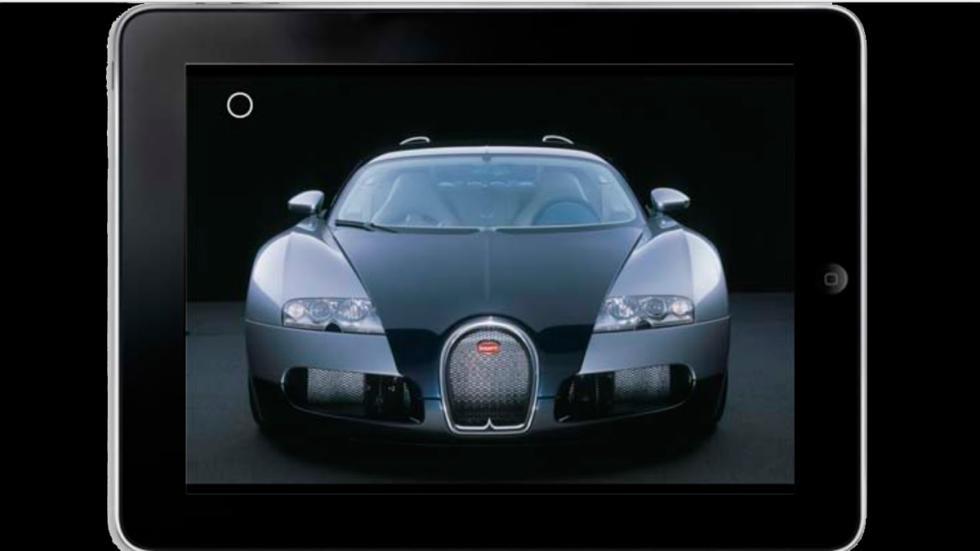 Cinco app que debe tener todo amante de los coches - Road Inc. Veyron