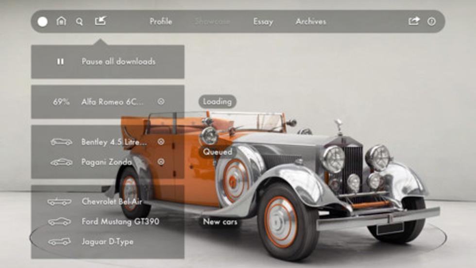 Cinco app que debe tener todo amante de los coches - Road Inc. clásico