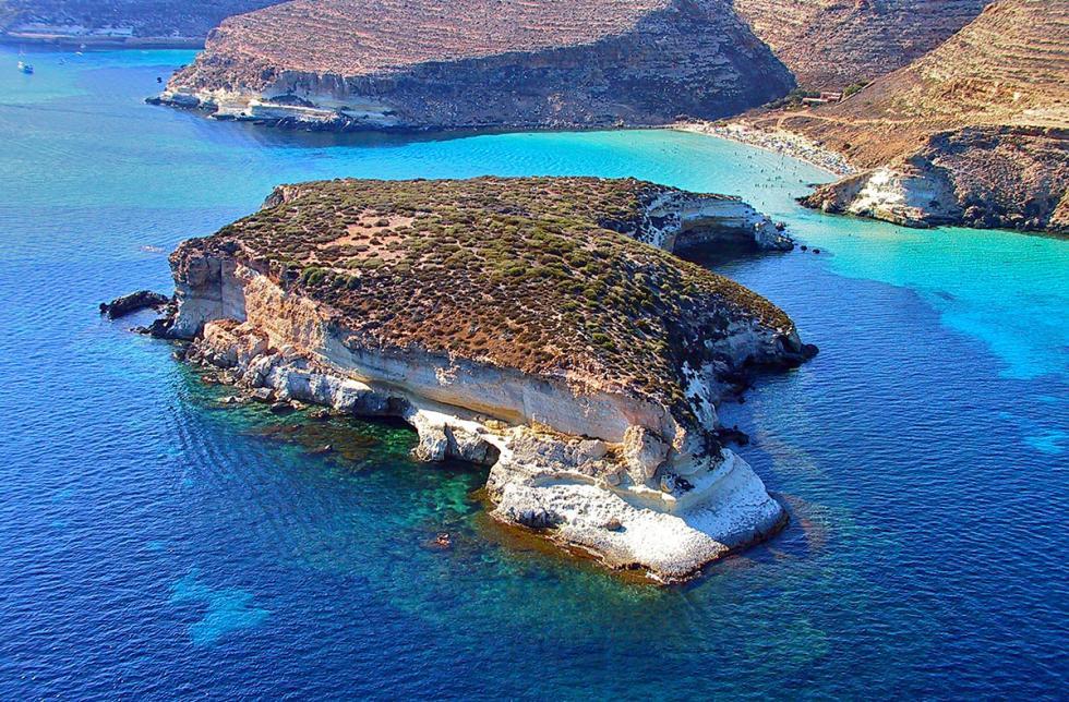 Playa Isola dei Conigli