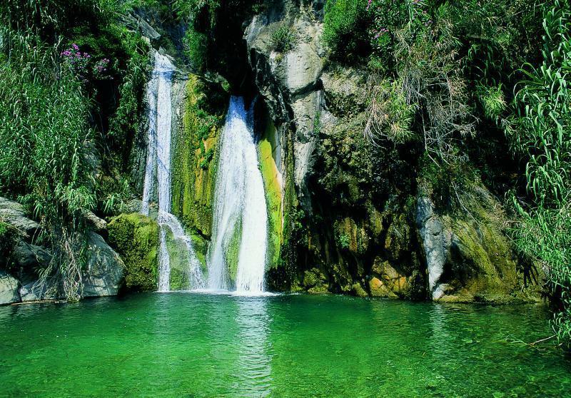 Fuente del Algar en Alicante
