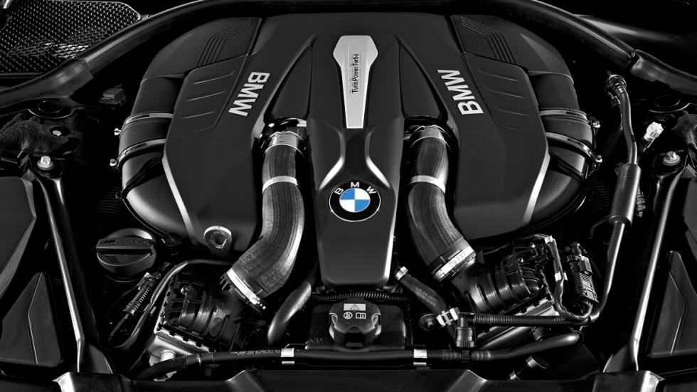 BMW Serie 7 2015 motor