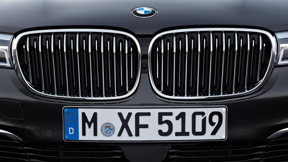BMW Serie 7 2015 parrilla