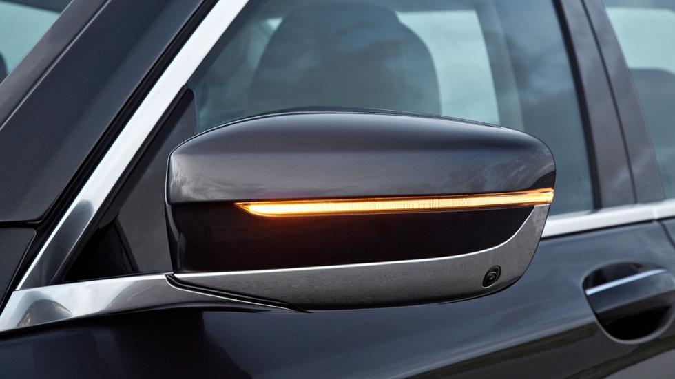 BMW Serie 7 2015 retrovisor