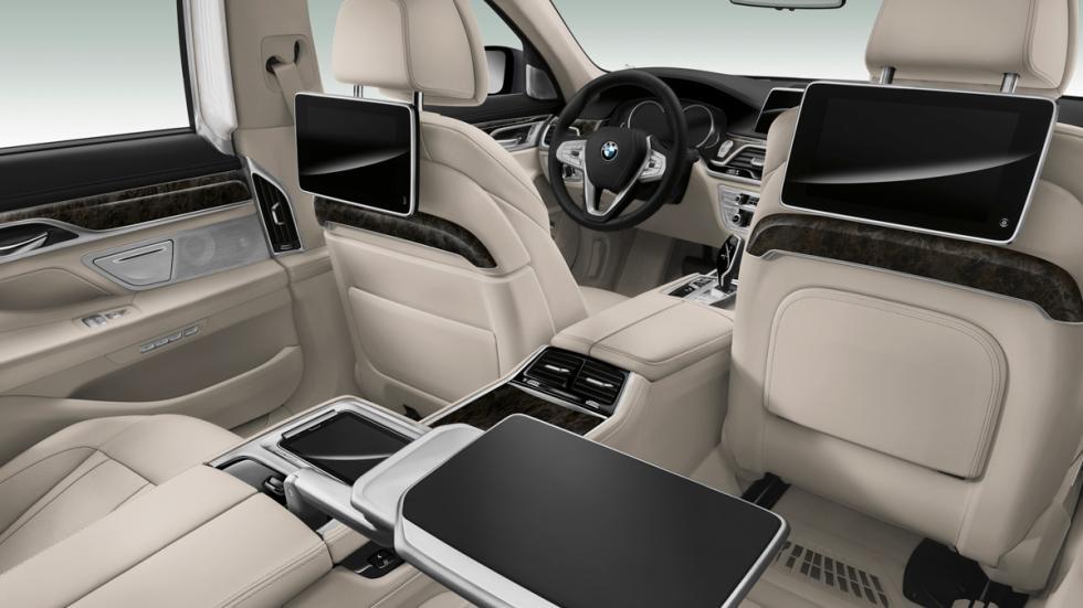 BMW Serie 7 2015 accesorios