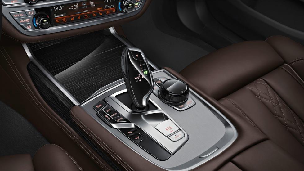 BMW Serie 7 2015 cambio