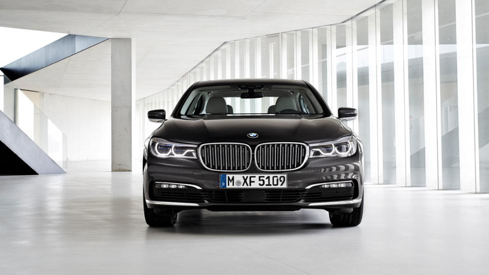 BMW Serie 7 2015 frontal