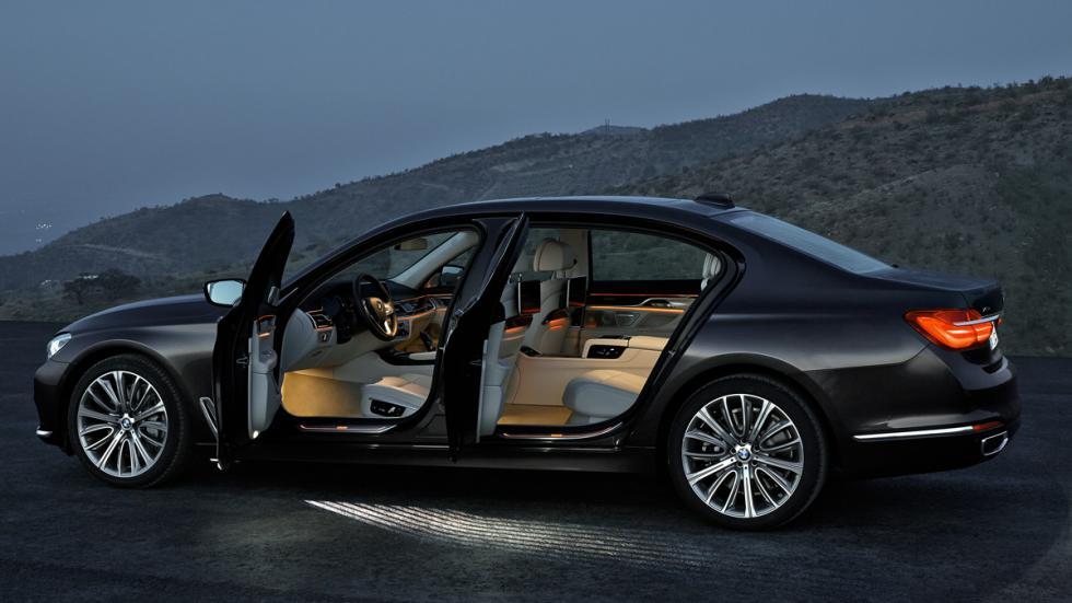 BMW Serie 7 2015 interior