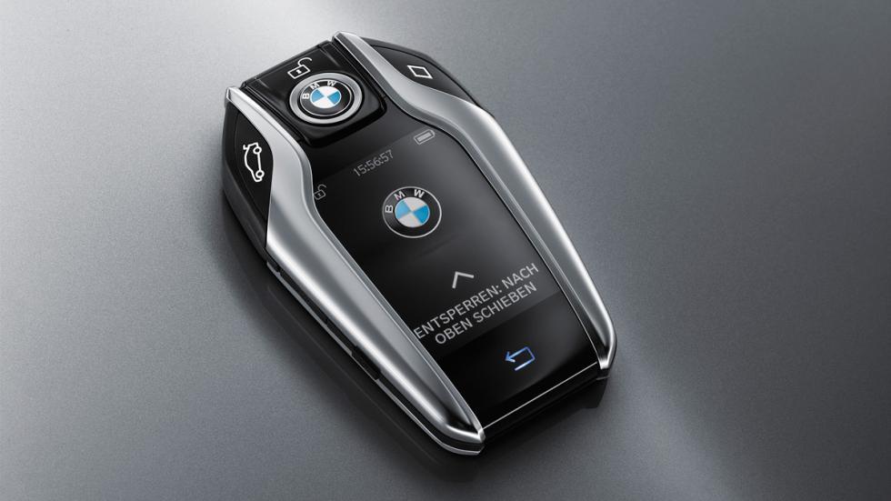 BMW Serie 7 2015 llaves