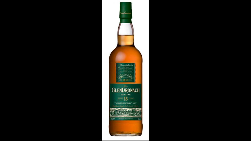 Whisky GlendDronach 15 años Old Revival