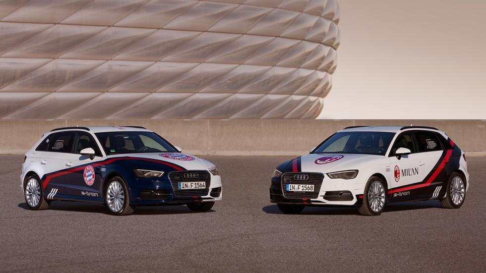 Audi A3 Sportback Milan Bayern