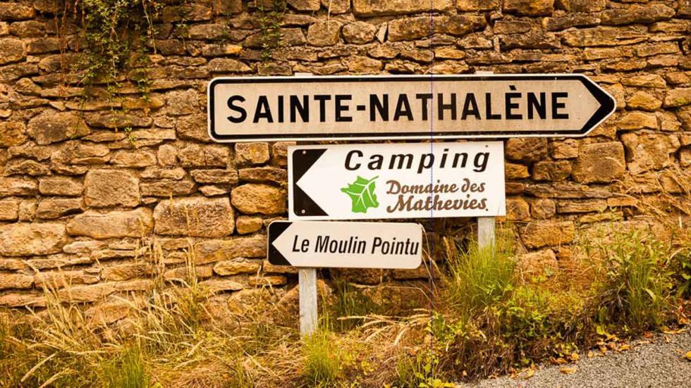 Domaine des Mathevies (Francia).