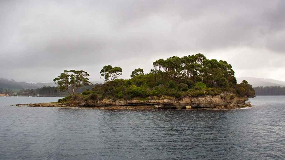 Isla de la Muerte, Port Arthur, Tasmania