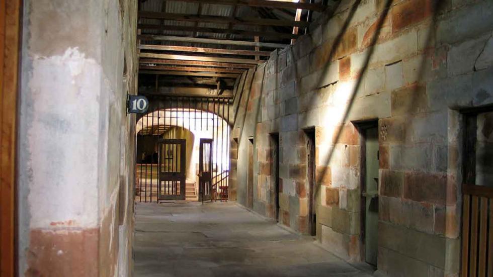La prisión de Port Arthur, Tasmania