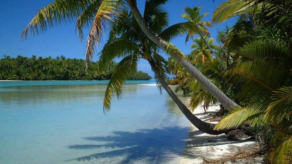 Islas Cook.