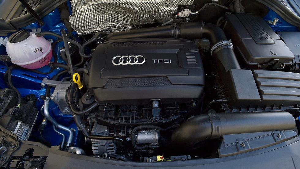 Audi Q3 motor
