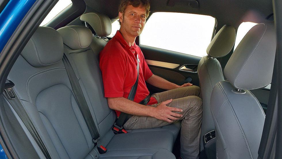 Audi Q3 traseras
