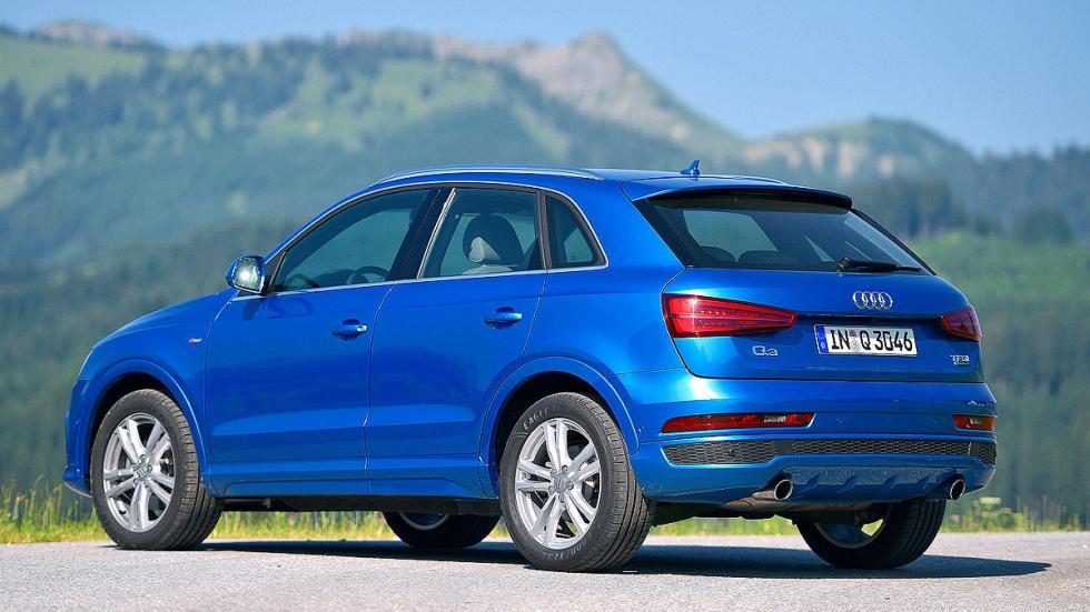 Audi Q3 zaga