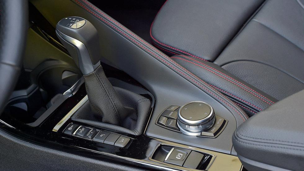 BMW X1 detalle