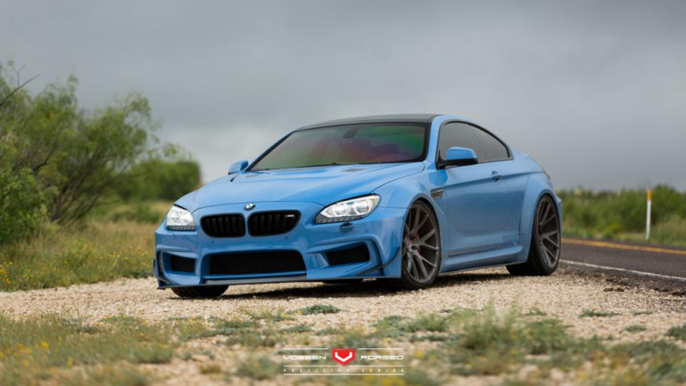 BMW 650i prior design