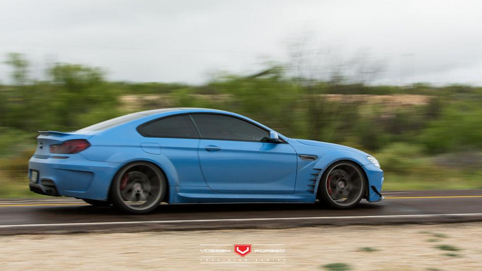 BMW 650i prior design lateral