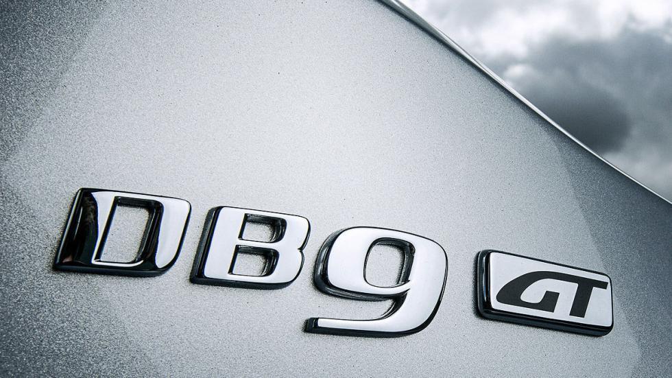 Prueba: Aston Martin DB9 GT Roadster. Un cabrio para soñar logo