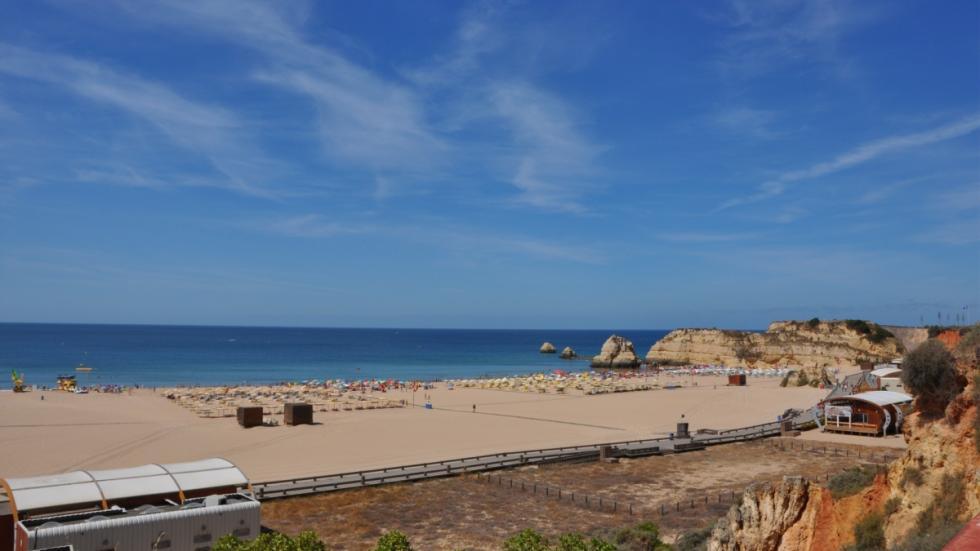 Playa del Algarve.