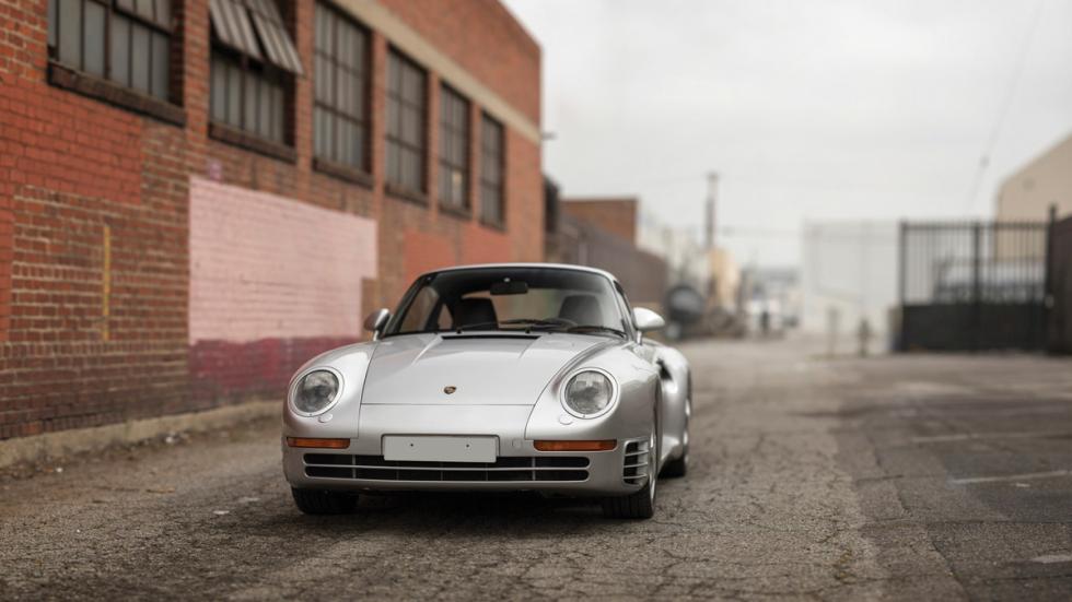 Porsche 959 Komfort frontal