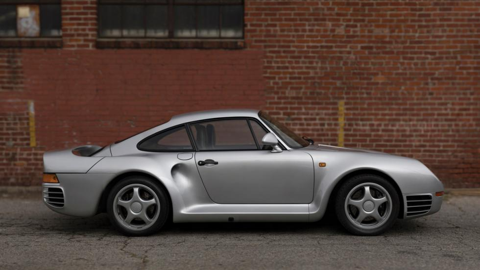 Porsche 959 Komfort lateral