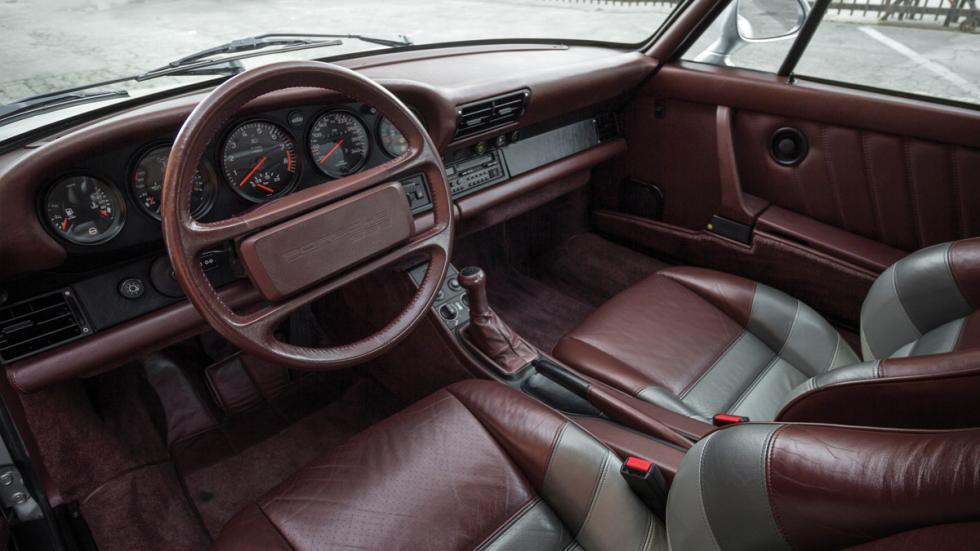 Porsche 959 Komfort interior