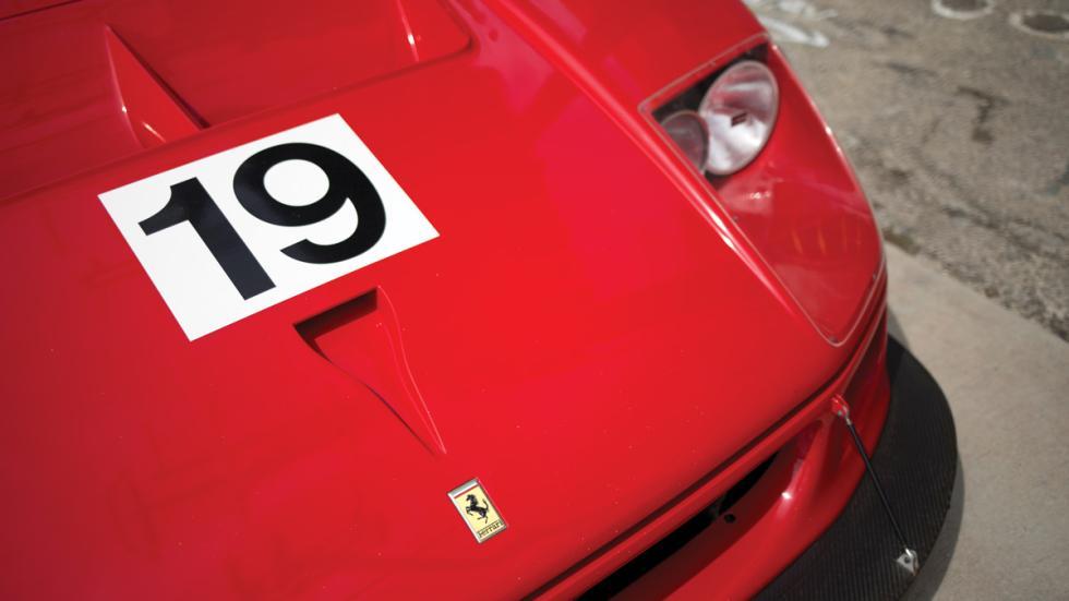 Ferrari F40 LM detalle