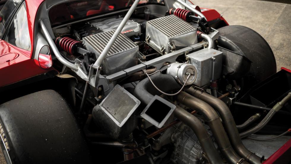 Ferrari F40 LM motor