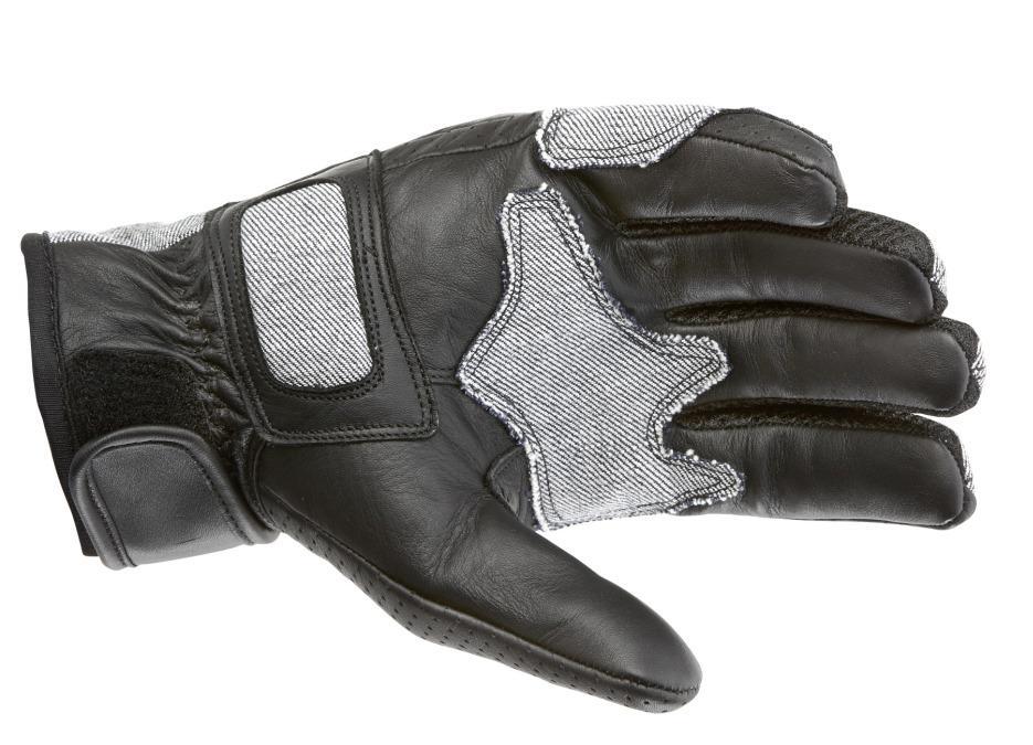 Guantes Hevik Arizona. Ventilados y resistentes, con proteccción en la palma.