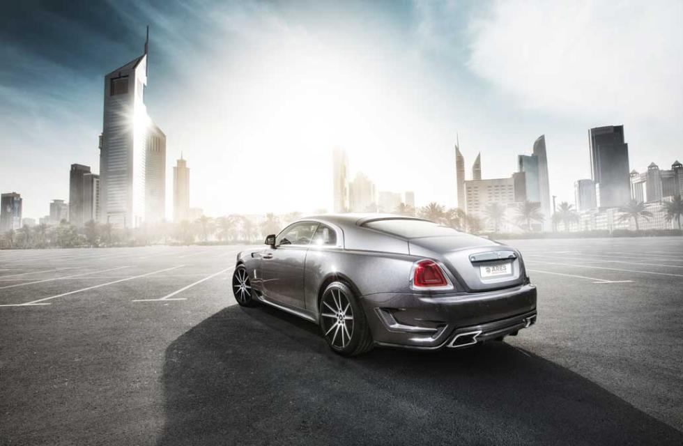 Ares Design Rolls-Royce Wraith