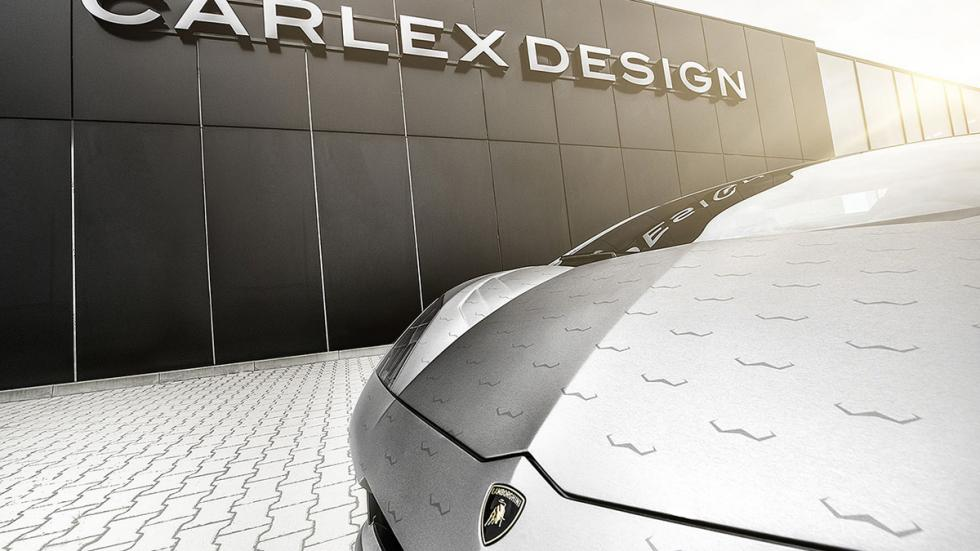 Lamborghini Gallardo Carlex Design detalle