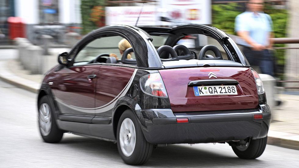En 2003, el Citroën C3 Pluriel homenajeó la versión Charleston con sus mismo col