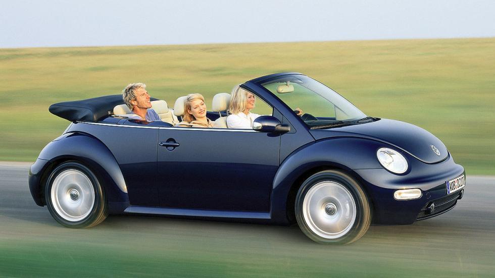 En 1997,  VW lanzó el New Beetle, que ya va por su segunda generación.