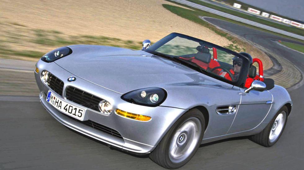 El BMW Z8 es su digno heredero, pero con 400 CV.
