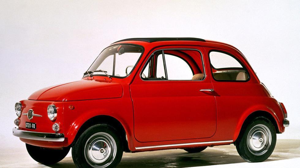 El Fiat 500 se fabricó entre 1957 y 1977.