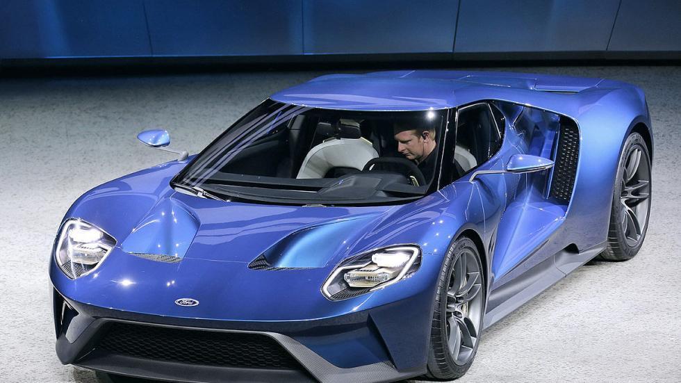 En 2016 lanzará el nuevo Ford GT con 600 CV.