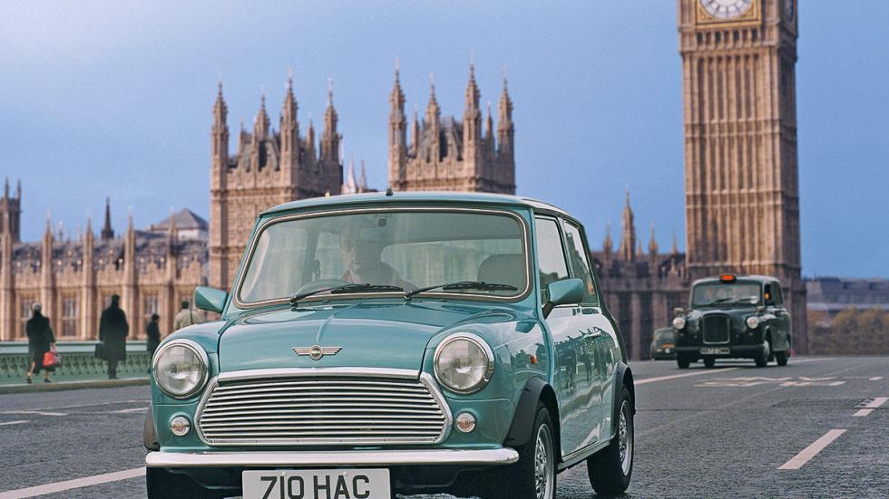 En 1959, laBritish Motor Corporation (BMC) presentó el Morris Mini-Minor fabrica