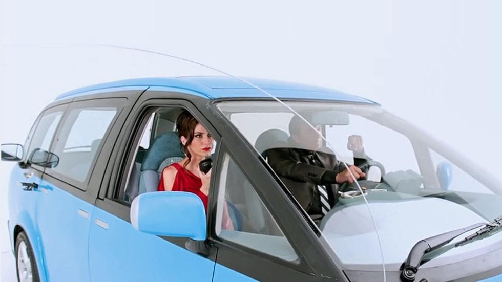 Tartan Prancer: el coche loco de la película Vacaciones antena